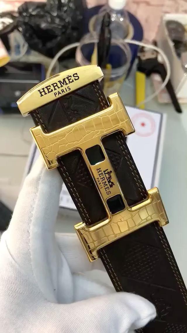 爱马仕.Hermes,头层牛皮