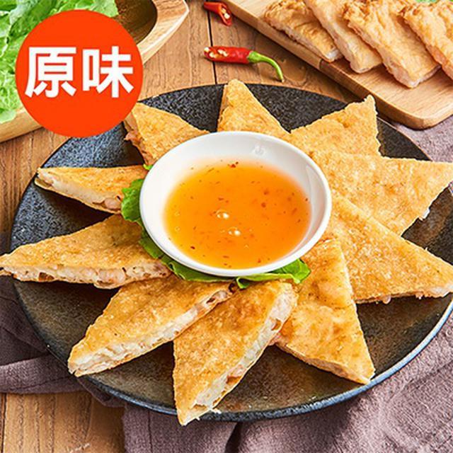 饗福 原味月亮蝦餅(240g/片)