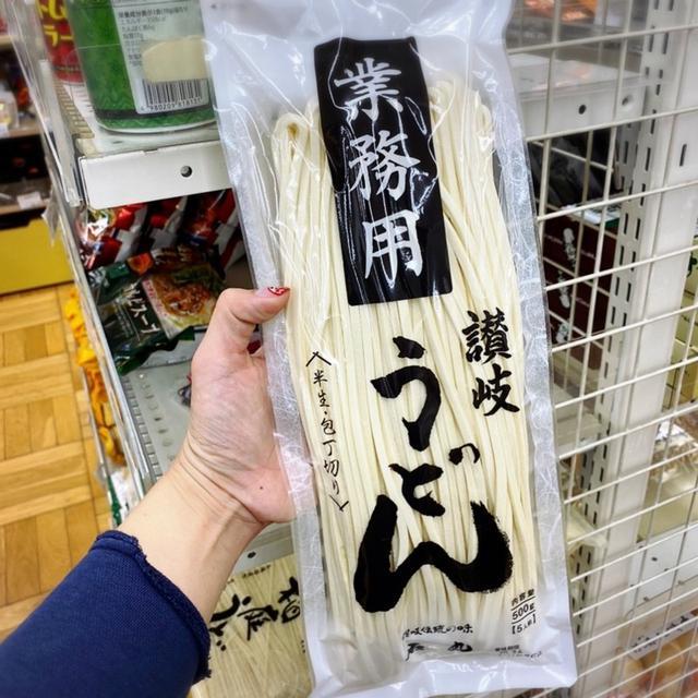 日本製讚岐烏龍麵 一包500g