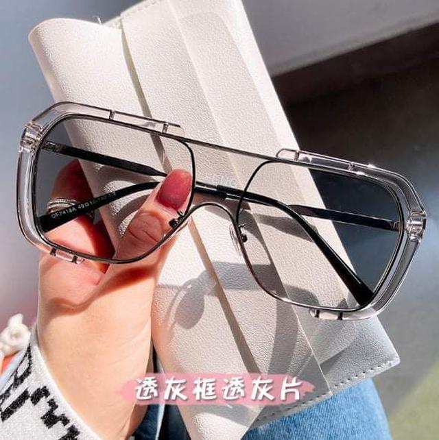 (預購S) N081 - 小紅書爆紅款連體大框護目鏡墨鏡太陽鏡