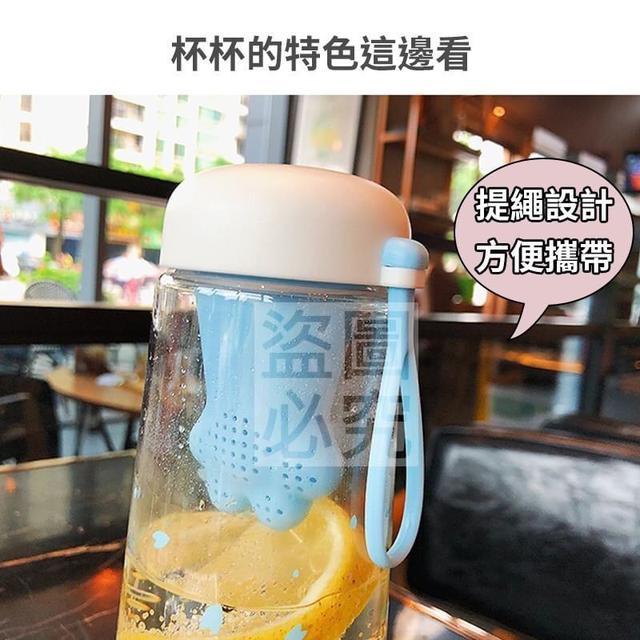 (預購e) 櫻花貓掌濾茶隨行水壺