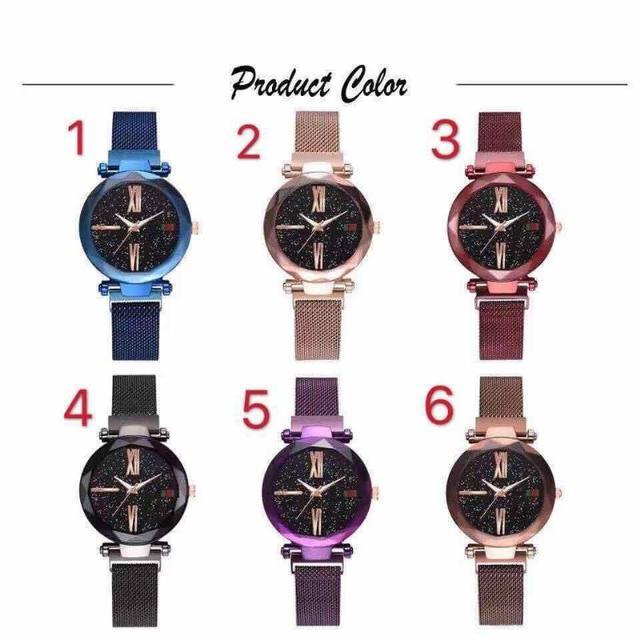 G-典雅星空錶(磁性錶帶)