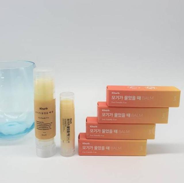 韓國 Khurb 天然草本蚊子癢癢膏 5ml