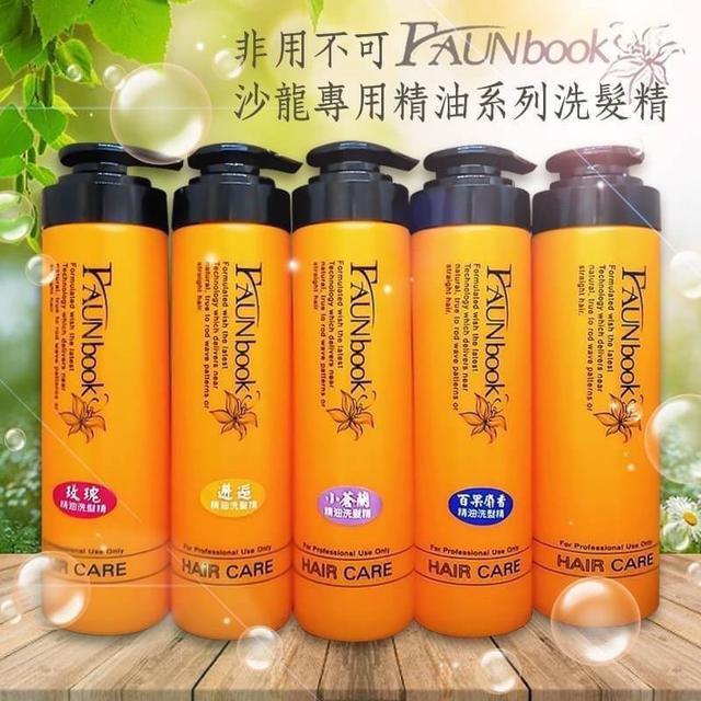 現貨 台灣 FAUNBOOK非用不可 沙龍專用精油系列洗髮精/護髮素500ml